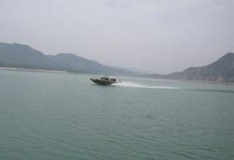 青海省重点水利工程杨家水库开工建设