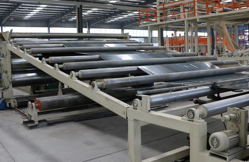 片材生产线